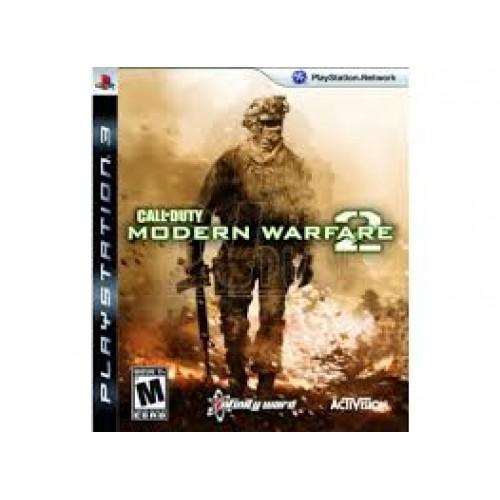 Call of Duty: Modern Warfare 2 PlayStation 3 Б/У купить в новосибирске