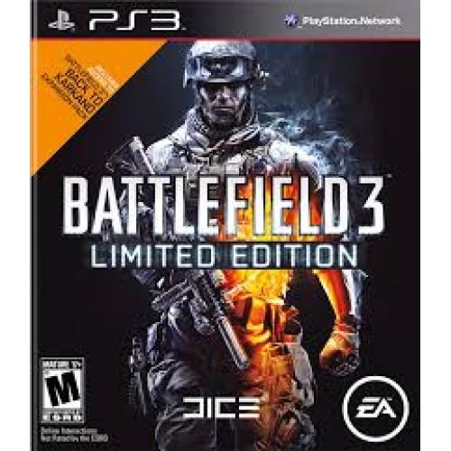 Battlefield 3 Playstation 3 Б/У купить в новосибирске