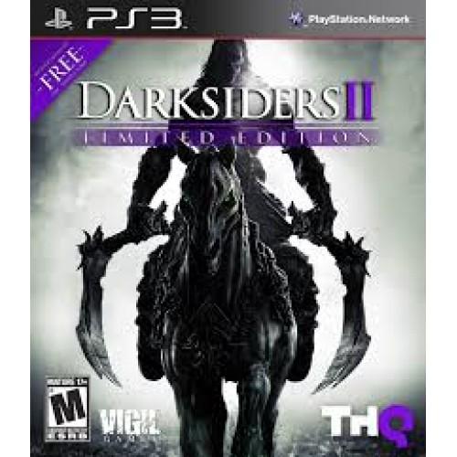 Darksiders II PlayStation 3 Б/У купить в новосибирске