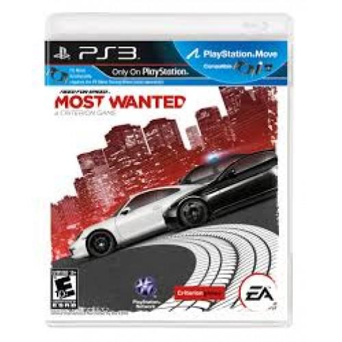 Need for Speed Most Wanted PlayStation 3 Б/У купить в новосибирске