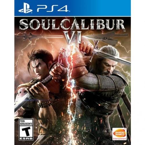 Soulcalibur VI PlayStation 4 Б/У купить в новосибирске