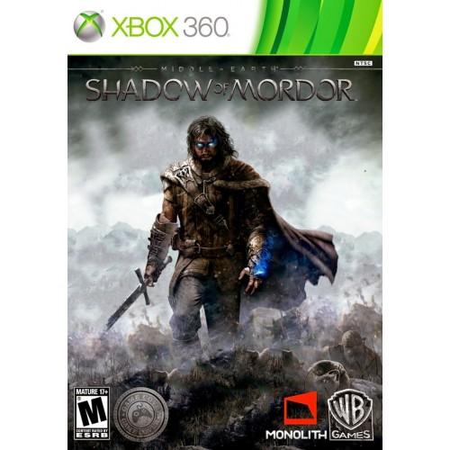 Средиземье: Тени Мордора Xbox 360 купить в новосибирске