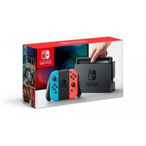 Nintendo Switch (Новый) купить в новосибирске