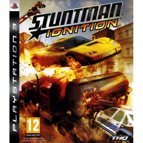 Stuntman Ignition PlayStation 3 БУ купить в новосибирске
