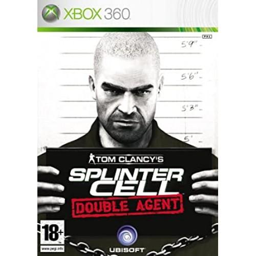 Tom Clancy's Splinter Cell Double Agent Xbox 360 Б/У купить в новосибирске