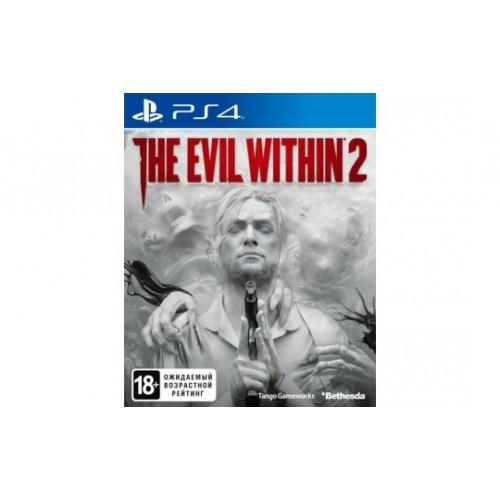 The Evil Within 2 PlayStation 4 Новый купить в новосибирске