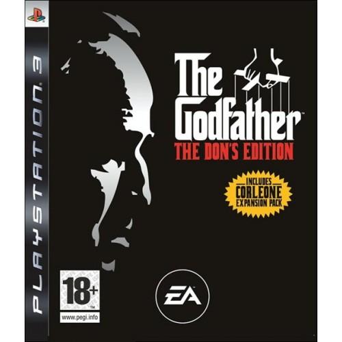 Godfather: The Dons Edition PlayStation 3 Б/У купить в новосибирске