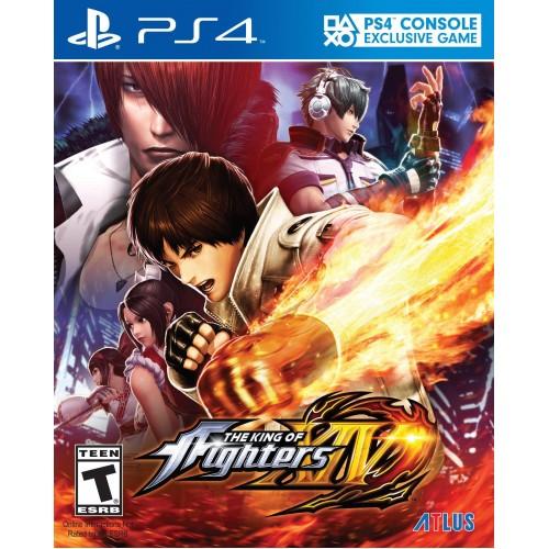 The King of Fighters PlayStation 4 Новый купить в новосибирске
