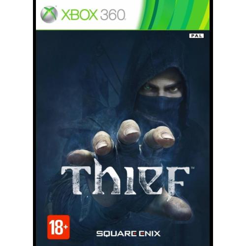 Thief Xbox 360 Б/У купить в новосибирске
