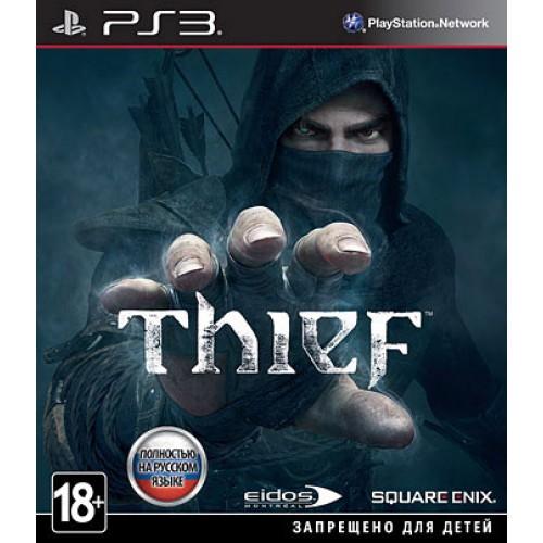 Thief [PlayStation 3] купить в новосибирске