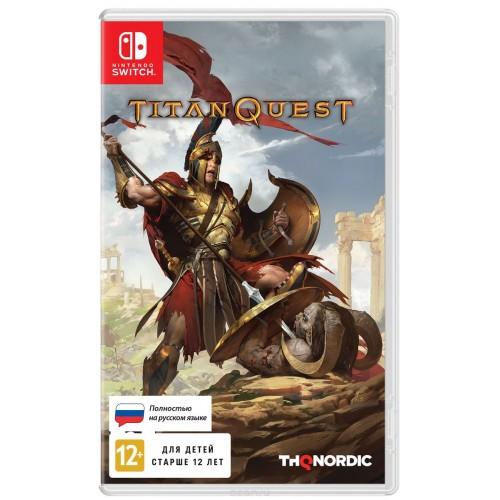 Titan Quest Nintendo Switch Б/У купить в новосибирске