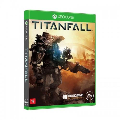 Titanfall Xbox One Б/У купить в новосибирске