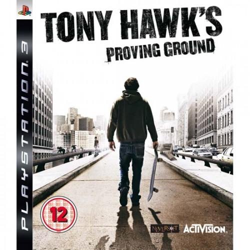 Tony Hawk's Proving Ground PlayStation 3 Б/У купить в новосибирске