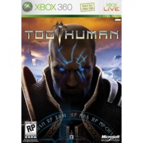 Too Human Xbox 360 купить в новосибирске