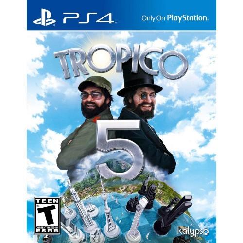 Tropico 5 - 1500  купить в новосибирске