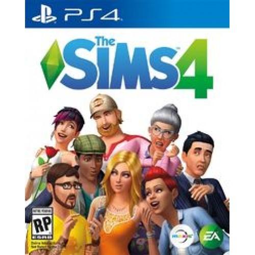 The Sims 4 PlayStation 4 Б/У купить в новосибирске