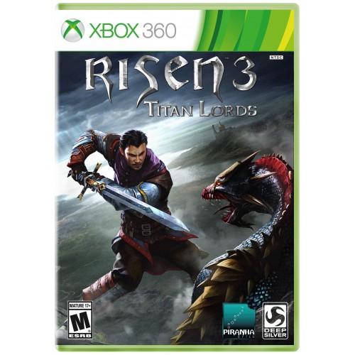 Risen 3 Titan Lords Xbox 360 Б/У купить в новосибирске