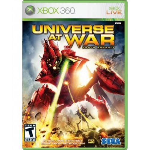 Universe at War Xbox 360 Б/У купить в новосибирске