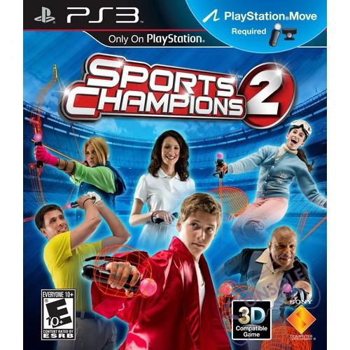 Праздник Спорта 2 PlayStation 3 Б/У купить в новосибирске