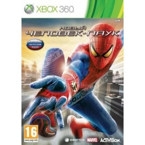 Новый Человек-паук (Xbox 360) Б/У купить в новосибирске