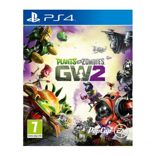 Plants vs. Zombies Garden Warfare 2 PlayStation 4 Новый купить в новосибирске