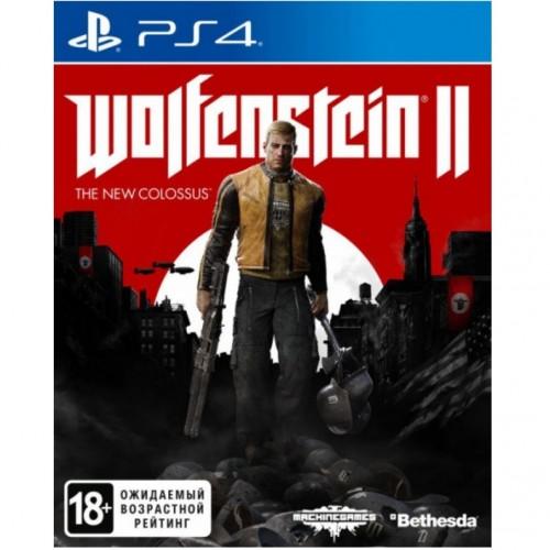 Wolfenstein 2 The New Colossus купить в новосибирске