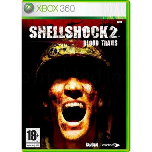 Shellshock 2 Blood Trails Xbox 360 Б/У купить в новосибирске