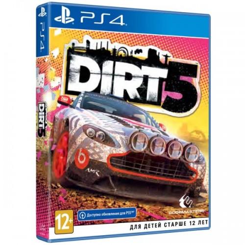 Dirt 5 PS4 Новый купить в новосибирске
