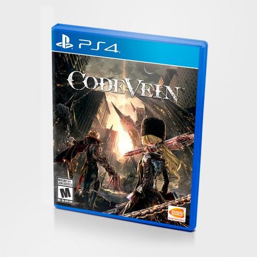 Code Vein PS4 Новый купить в новосибирске
