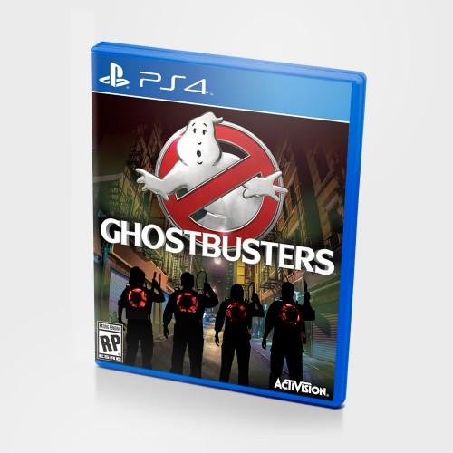Ghostbusters PS4 Новый купить в новосибирске