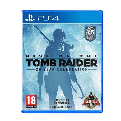 Rise of the Tomb Raider. 20-летний юбилей PS4