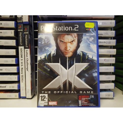 X-MEN: THE OFFICIAL GAME купить в новосибирске