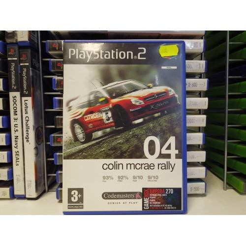 COLIN MCRAE RALLY 04 купить в новосибирске