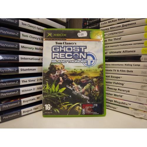 Tom Clancy's Ghost Recon: Island Thunder купить в новосибирске