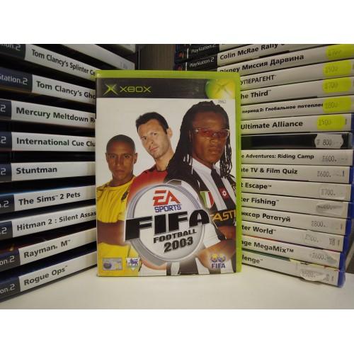 FIFA 2003 купить в новосибирске