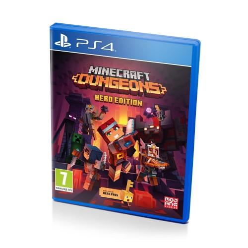 Minecraft Dungeons: Hero Edition PS4