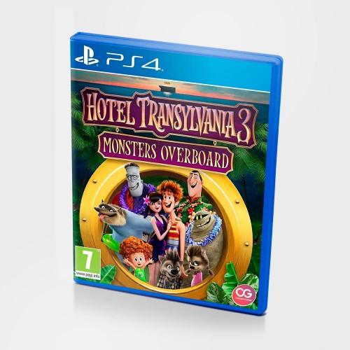 Hotel Transylvania 3 Monsters overboard PS4 Новый купить в новосибирске