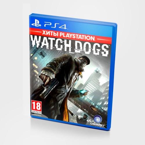 Watch Dogs PS4 Новый купить в новосибирске