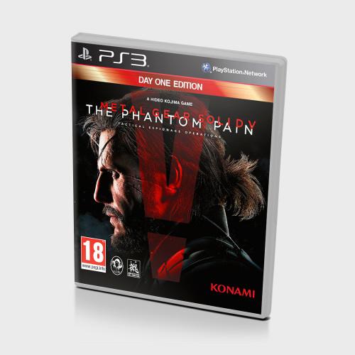 Metal Gear Solid 5 The Phantom Pain купить в новосибирске